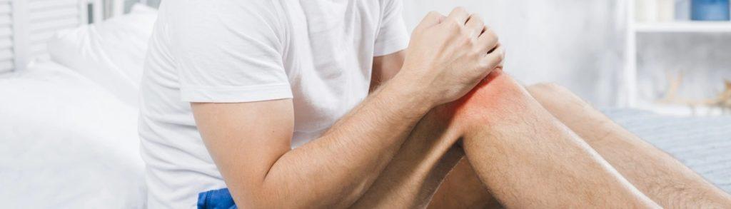 Liečba bolesti kolena